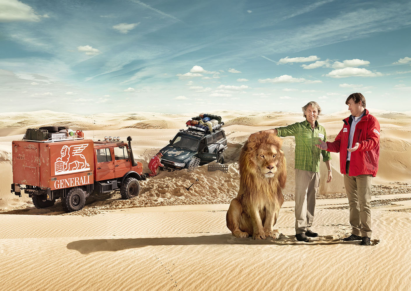 © Gonzalo Puertas Advertising Photographer. Generali: Ogilvy
